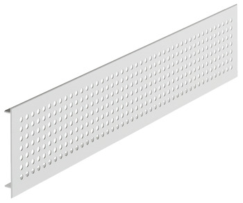 Ventilation Grille, for Press Fitting, with Round Holes