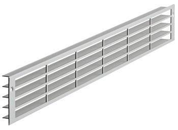 Ventilation Grille, for Recess Mounting
