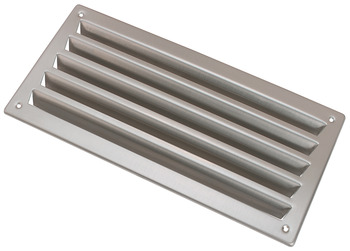 Ventilation Grille, Louvre Type, 157 x 333 mm, Startec