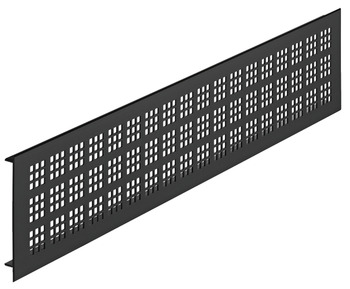 Ventilation Grille, with Square Holes