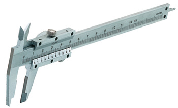 Vernier Gauge, Measures to 157 mm