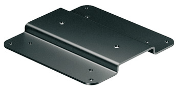 VESA Bracket, without Tilt, for Accuride Mechanical Lift