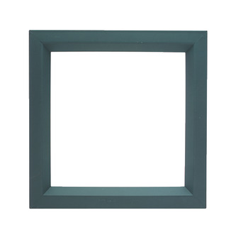 Vision Frame, Low Profile, Rectangular or Square, Stainless Steel