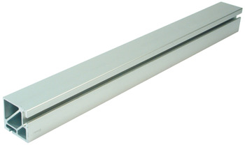 Wall Bar Profile and Spindle, for Flexibasic and Flexi Height Adjustable Worktop System, Ropox