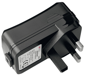 Wall Plug Driver 12 V, without Lead, Rated IP20, Loox