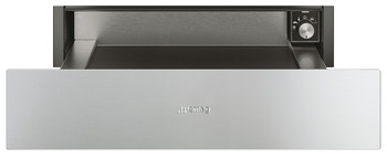 Warming Drawer, Built-in, 150 mm, Smeg Classic