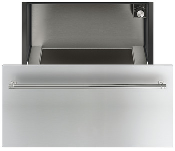 Warming Drawer, Built-in, 290 mm, Smeg Classic