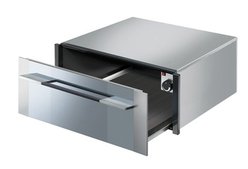 Warming Drawer, Built in, Height 290 mm, Smeg Linea