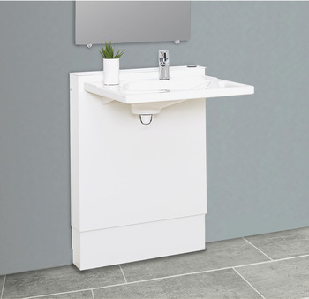 Washbasin, Electric Height Adjustable, Ropox