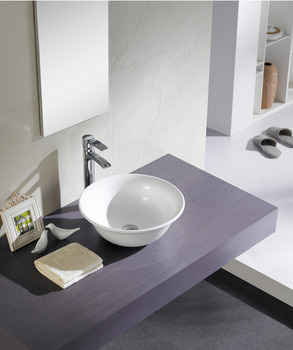 Washbasin, Thin Porcelain, Nordic