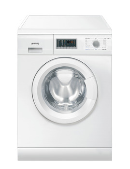 Washer Dryer, Freestanding, Dry Laundry 7 kg, Smeg Cucina