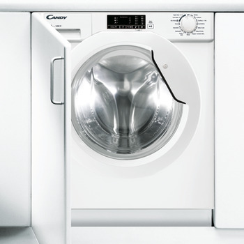 Washer Dryer, Integrated, Laundry 5/7 kg, Candy