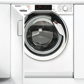 Washer Dryer, Wi-Fi, Integrated, Laundry 8/5 kg, Hoover