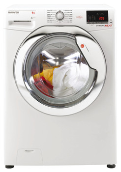 Washing Machine, NFC,Dry Laundry 8 kg, Hoover