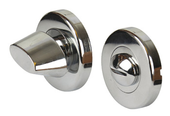WC Release and Inside Turn, Concealed Fixing, Zinc Alloy
