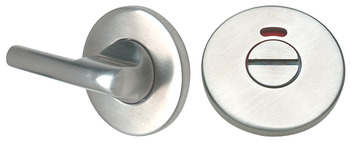WC Release and Inside Turn, Disabled, Ø 52 mm, 316 Stainless Steel