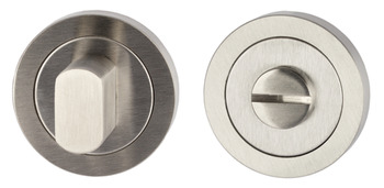 WC Release and Inside Turn, for Startec Corfu/Ifni Lever Handles, 304 Stainless Steel