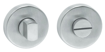 WC Release and Inside Turn, for Startec Lever Handles, 304 Stainless Steel