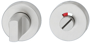 WC Release and Inside Turn, for Startec Lever Handles, Ø 52 mm, 304 Stainless Steel