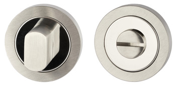 WC Release and Inside Turn, for Startec Selma/Duo/Duke Lever Handles, 304 Stainless Steel