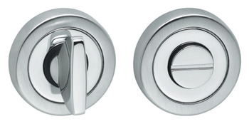 WC Release and Inside Turn, for Startec Space Lever Handles, 304 Stainless Steel