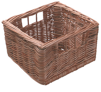 Wicker Basket, Free Standing, for Min. Cabinet Width 300 mm