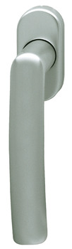 Window Handle, for Espagnolette Bolts, Stainless Steel, FSB 3423