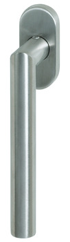 Window Handle, for Espagnolette Bolts, Stainless Steel, Sandra-K, Startec