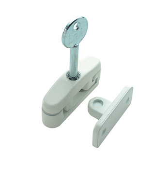 Window Lock, for Most Timber and Metal Casements, Steel, Swinglock