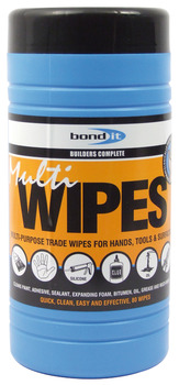 Wipes, Multi-Purpose for Hands, Tools and Surfaces