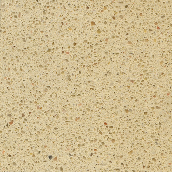 Worktop for Island Unit, 20 mm Thick, Cappuccino, Apollo® Quartz