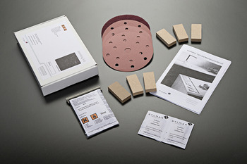 Worktop Jointing Kit, Solid Surface, Cocoa Brown, Minerva®