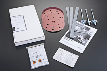 Worktop Jointing Kit, Solid Surface, Greystone, Maia<sup>®</sup>