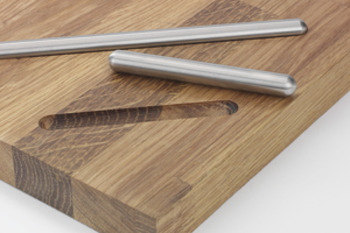 Worktop Protectors, Solid Timber, Hot Rods, for Routering