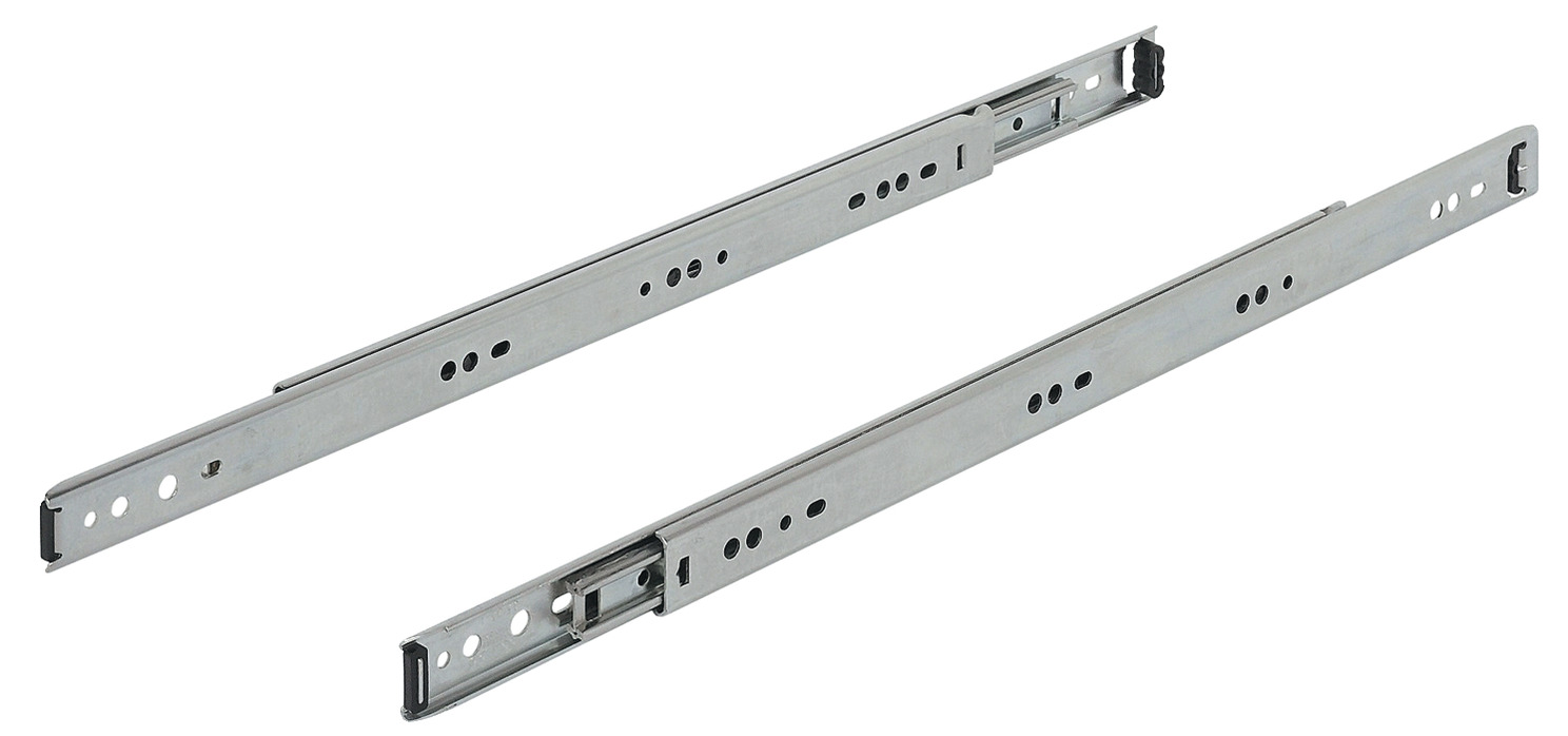 Kitchen, Living & Commercial Solutions / Drawer Runners - Häfele ...
