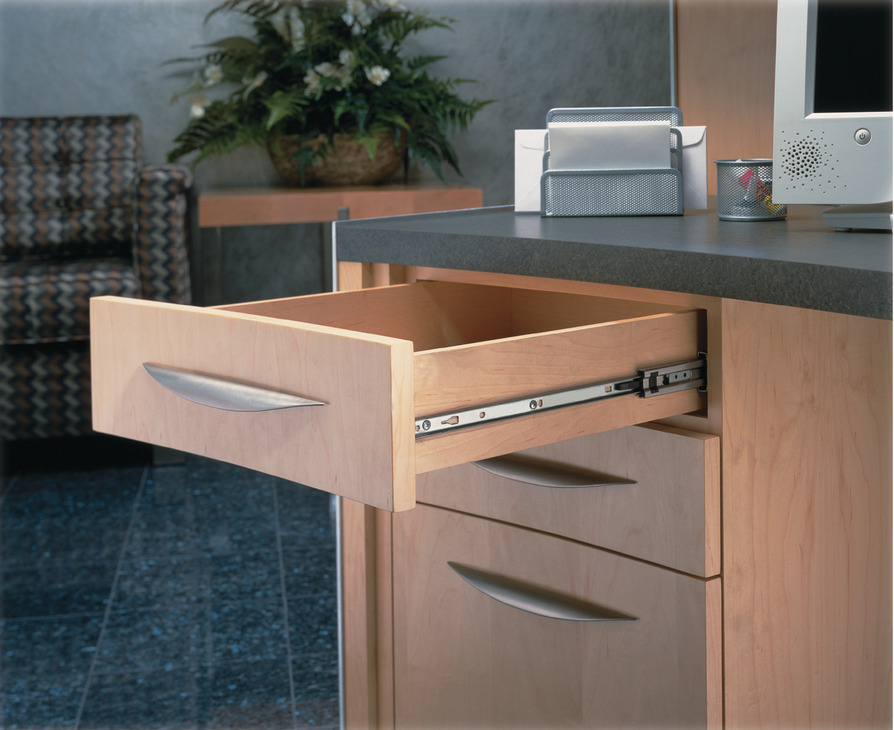 Ball Bearing Drawer Runners Full Extension Load Capacity