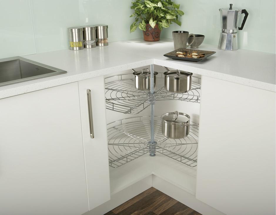Three Quarter Height Kitchen Units