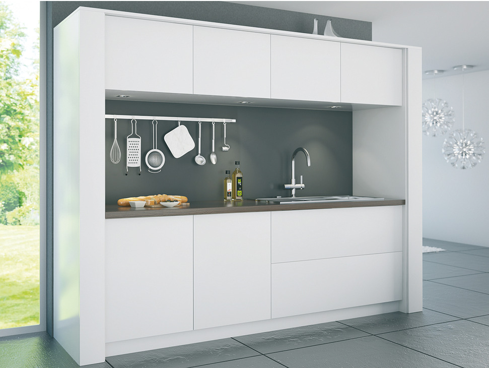 Complete Set For Pivot Sliding Cabinet Doors Finetta Spinfront 60 H Fele U K Shop