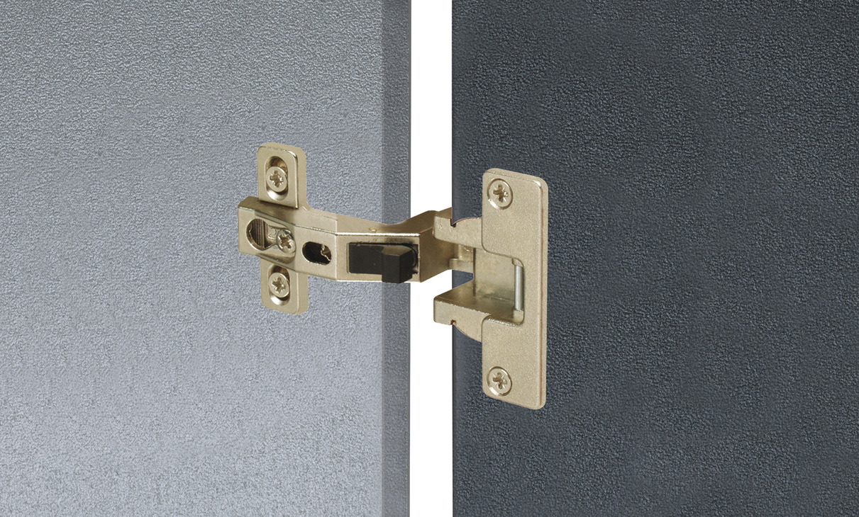 Hafele Kitchen Door Handles Concealed Cup Hinge 270a0 Full Overlay Mounting Keyhole Fixing