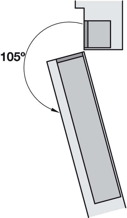 Concealed Jamb Door Closer Concealed Hydraulic With