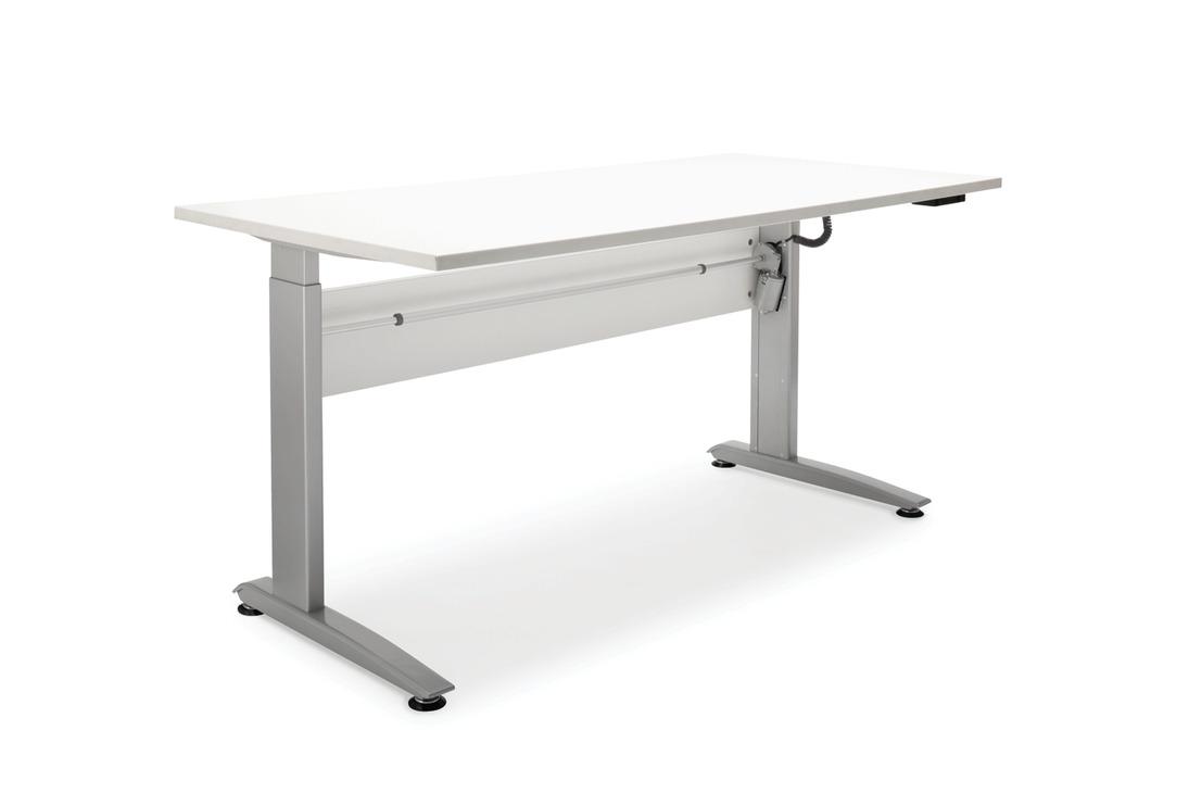 Electric Height Adjustable Desk Frame Frame Set For 2 Leg