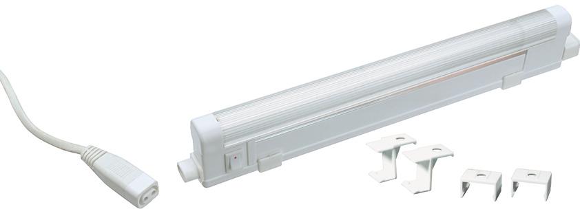 Fluorescent strip light 240 v length 274 623 mm hfele uk shop fluorescent strip light 240 v length 274 623 mm aloadofball Images