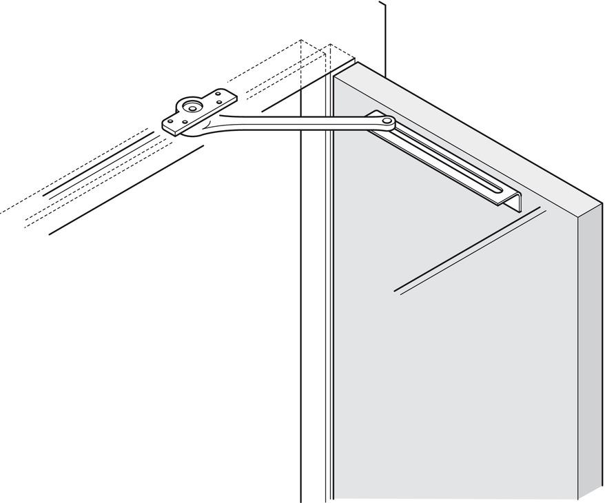 Door Restrainer Amp 90 176 Degree Stainless Steel Door