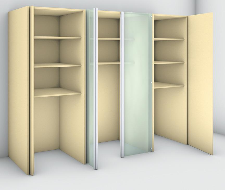 pivot sliding door system for cabinet doors fittings and runners hawa concepta h fele u k shop. Black Bedroom Furniture Sets. Home Design Ideas