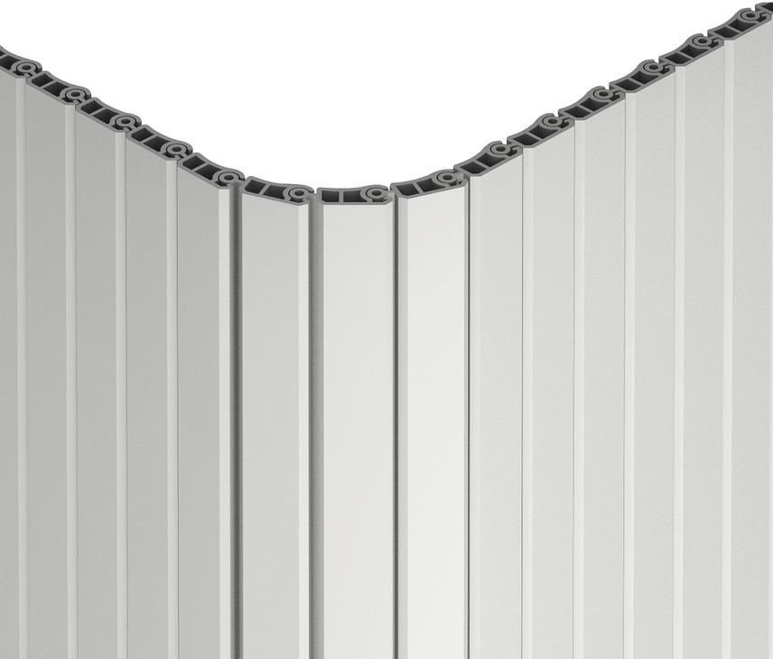 Exterior: Roller Shutter, For Tambour Doors, Plastic