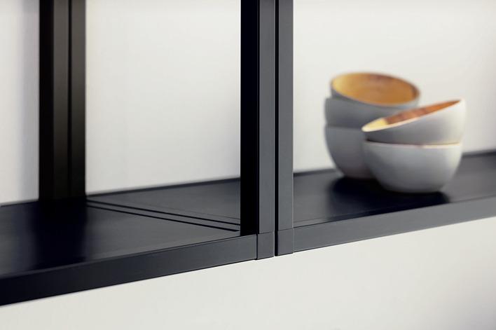 Schüco Smartcube storage from Häfele