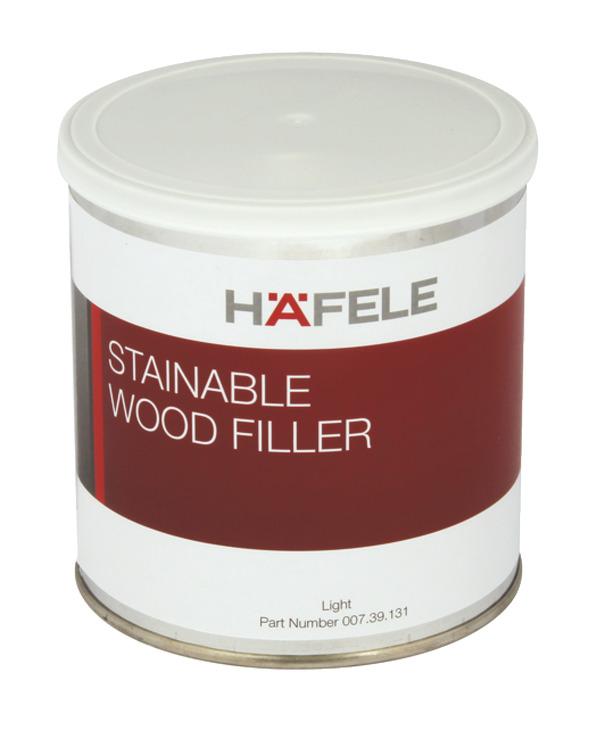 wood filler stainable 2 part tin size 350 ml 1 litre h fele h fele u k shop. Black Bedroom Furniture Sets. Home Design Ideas